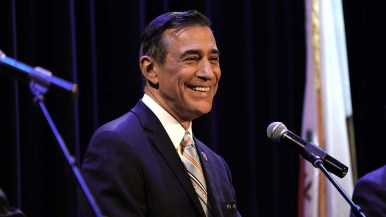 Darrell Issa, often criticized for living outside the 50th district, said he represented portions of the district for 12 years before remap after 2010 census.