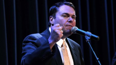 """Carl DeMaio frequently made reference to his support for Donald Trump, saying: """"The president needs more fighters."""""""