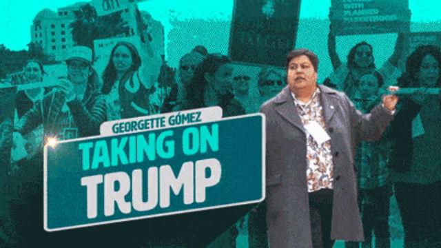 Georgette Gomez ad