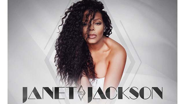 Janet Jackson 2020 tour graphic, which stops in San Diego after two months.