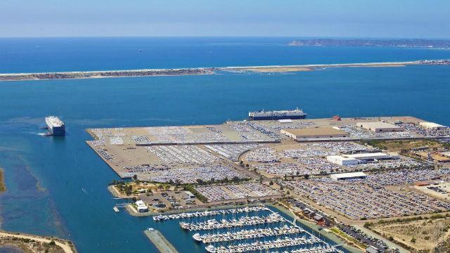 National City Marine Terminal