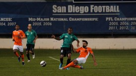 The San Diego Loyal took on the Costa Del Este FC from Panam