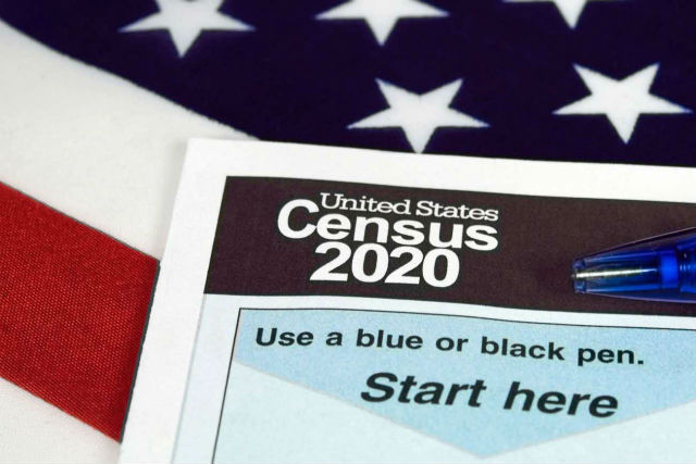 2020 census form