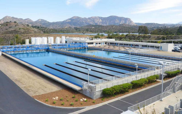 Helix Water Treatment Plan