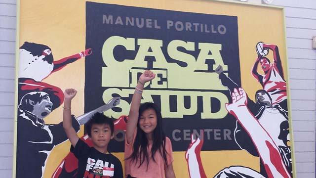 Casa de Salud Youth Center is among several National City services ready to help with food.