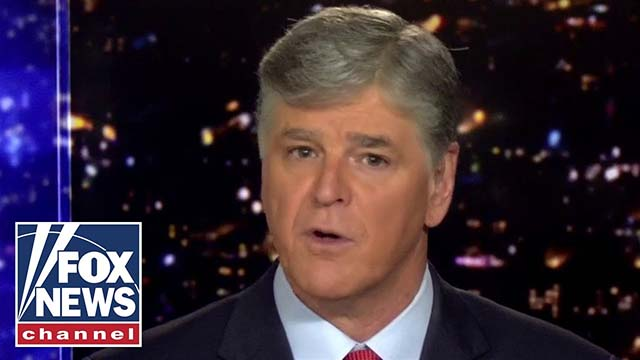Sean Hannity of Fox News.
