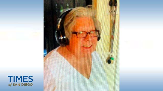 Edna Publicover was last seen seen around noon Thursday at 4203 Louisiana St. in University Heights.