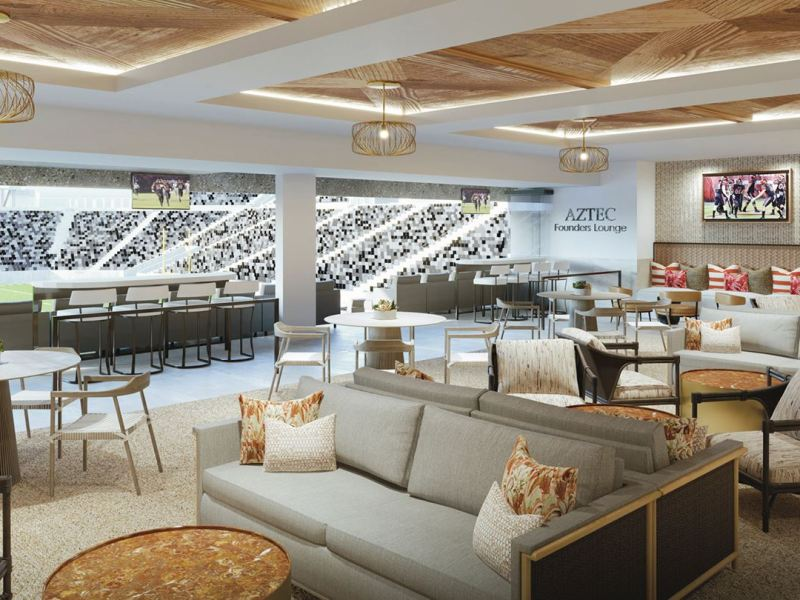 sdsu mission valley luxury suites