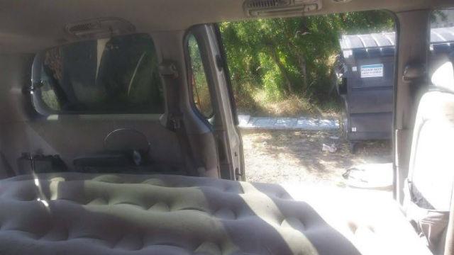 Cherrie Dosio's minivan