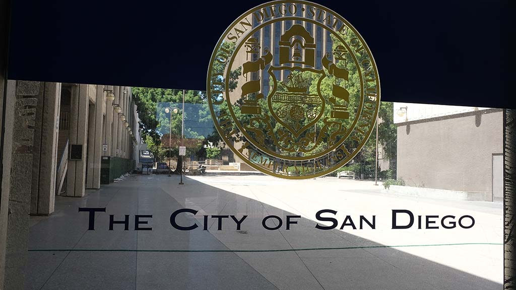 City Hall in San Diego