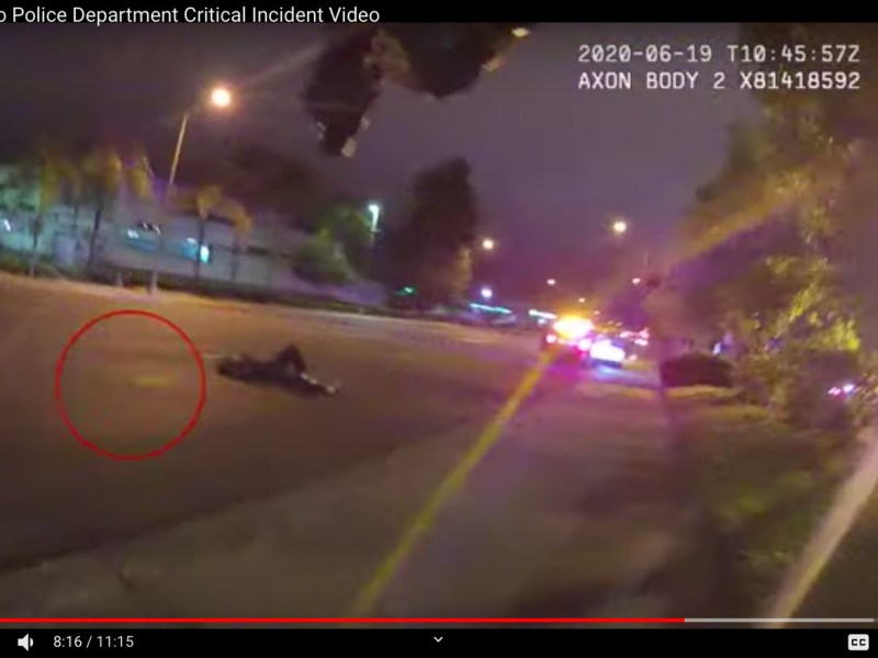 Officer-involved shootings North County