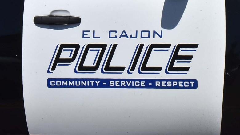 El Cajon Police.