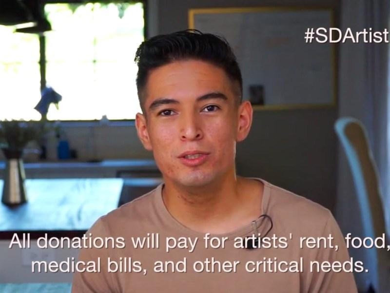 San Diego Artists Relief Fund