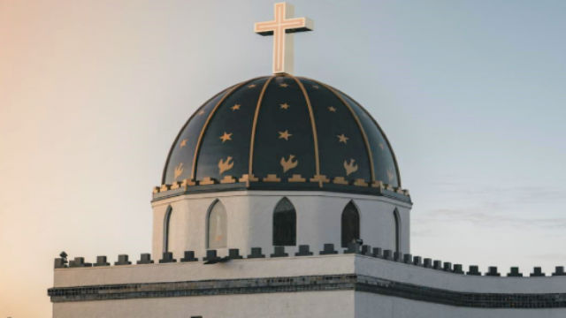 Dome of Saint Peters Chaldean Catholic Cathedral