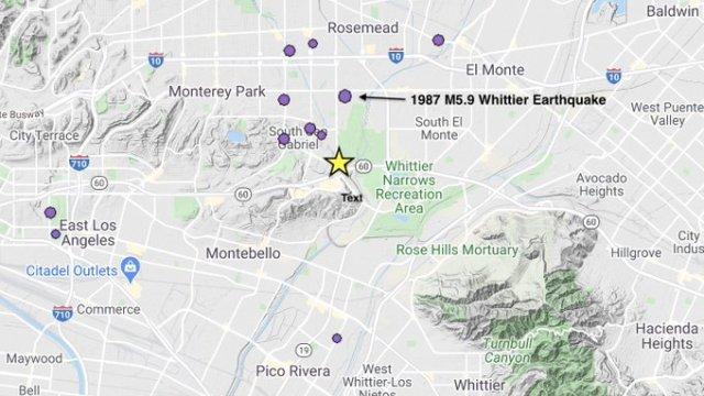 Quakes U.S. Geological Survey