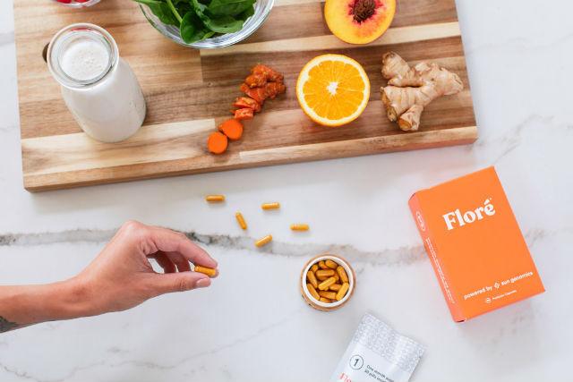 Sun Genomics' Floré precision probiotics product