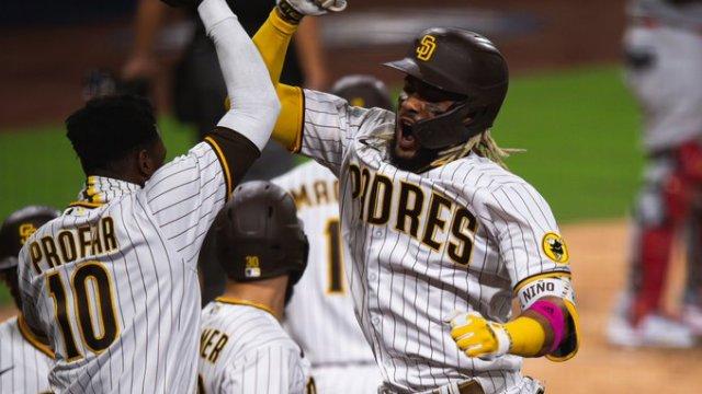 National League Baseball MLB