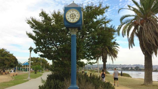 Historic clock