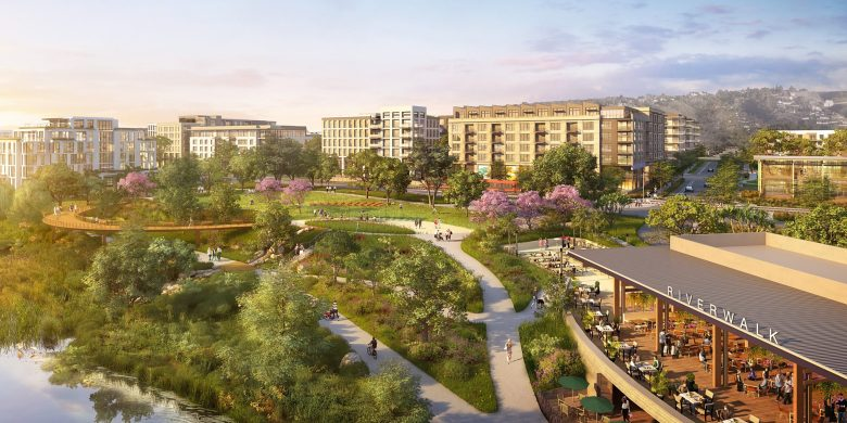 Riverwalk San Diego project