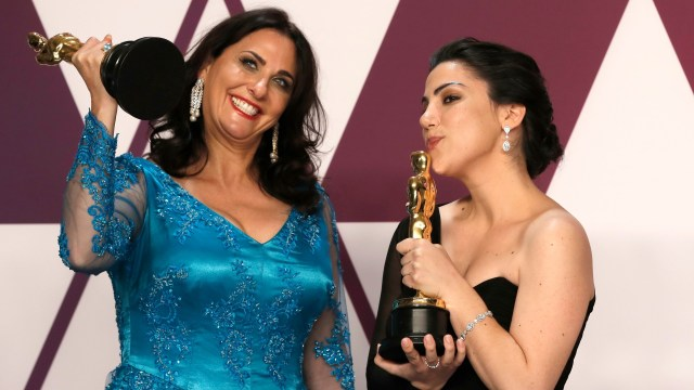 Women filmmakers.
