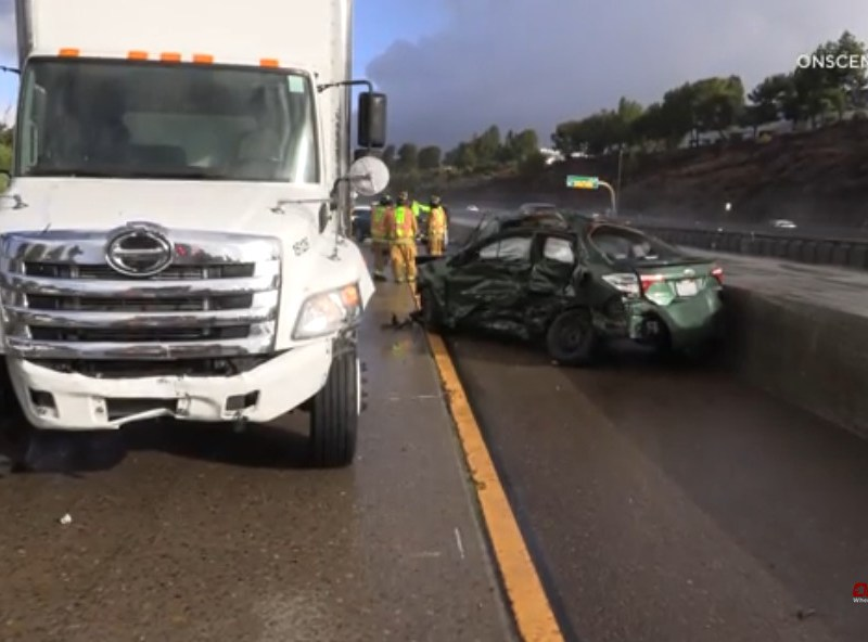 California Highway Patrol Traffic Fatal