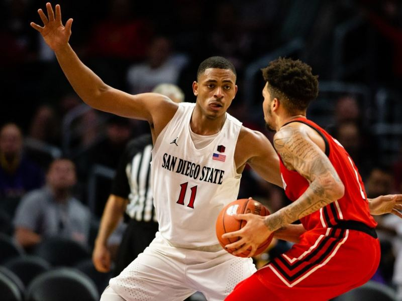 College basketball SDSU Mountain West