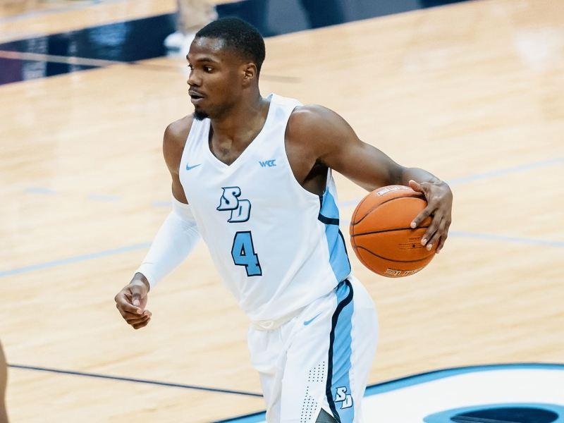 College basketball USD NCAA