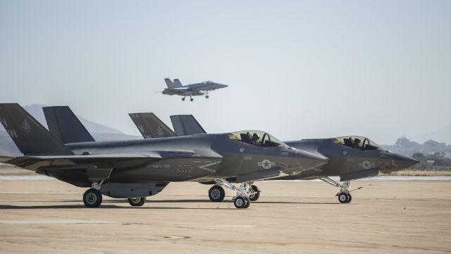 F-35Cs at Miramar