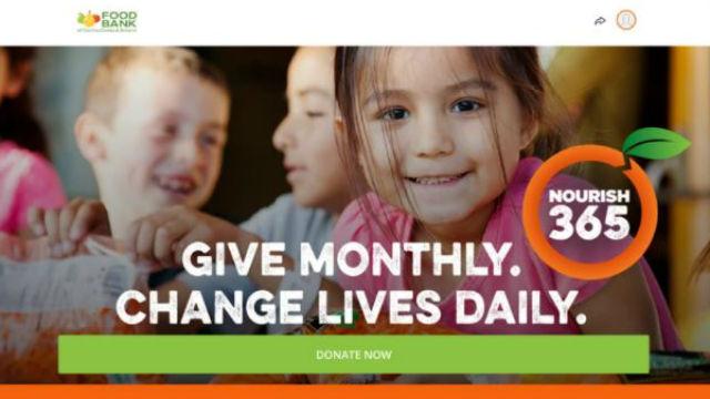 Nourish 365 Campaign