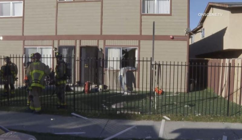 Apartment where hash oil lab exploded