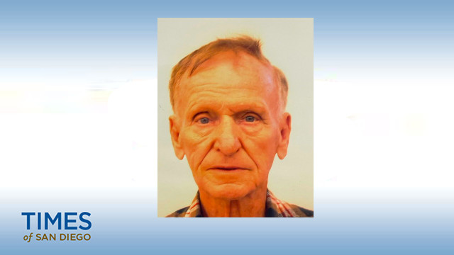 Missing elderly man dementia