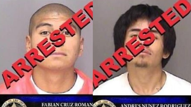 Escapees arrested in San Diego