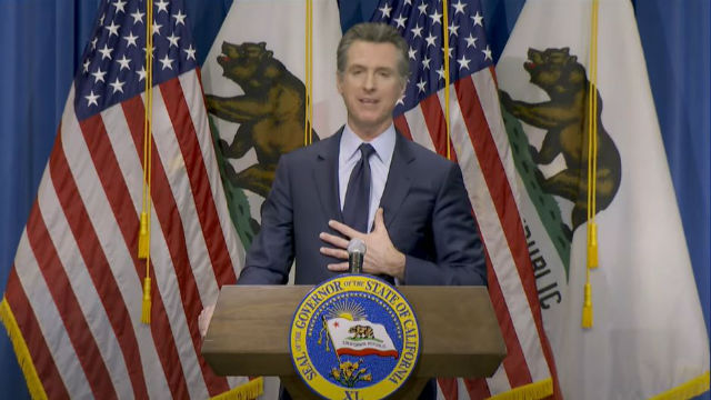 Newsom presents 2021-22 budget