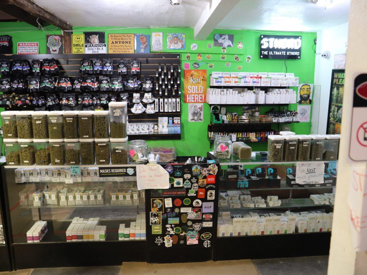 Illegal Dispensary Raid