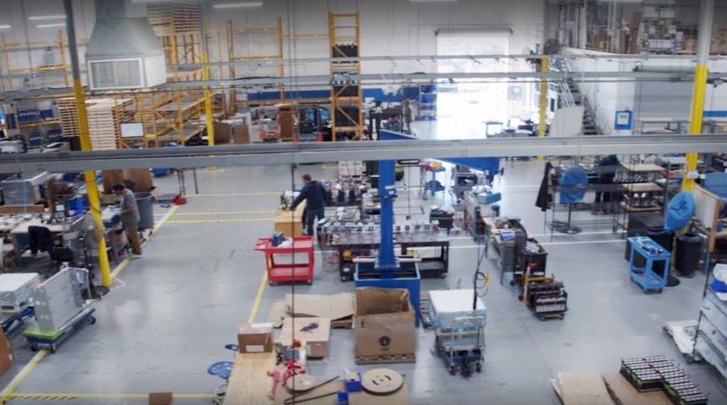 North County manufacturing Vista