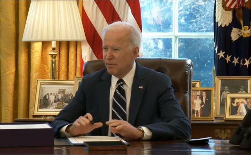 President Biden signs bill
