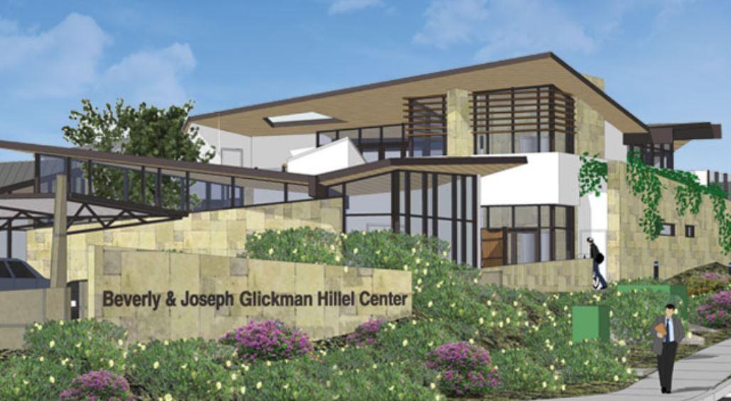 Planned Hillel center