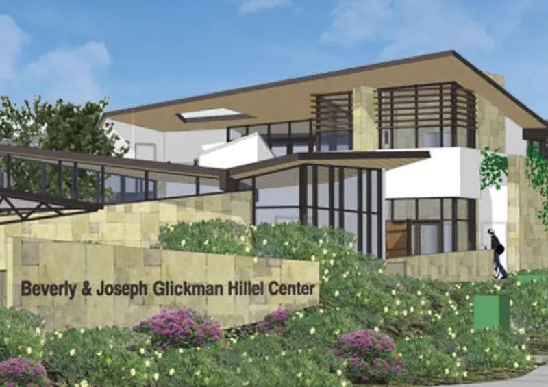 Planned Hillel center