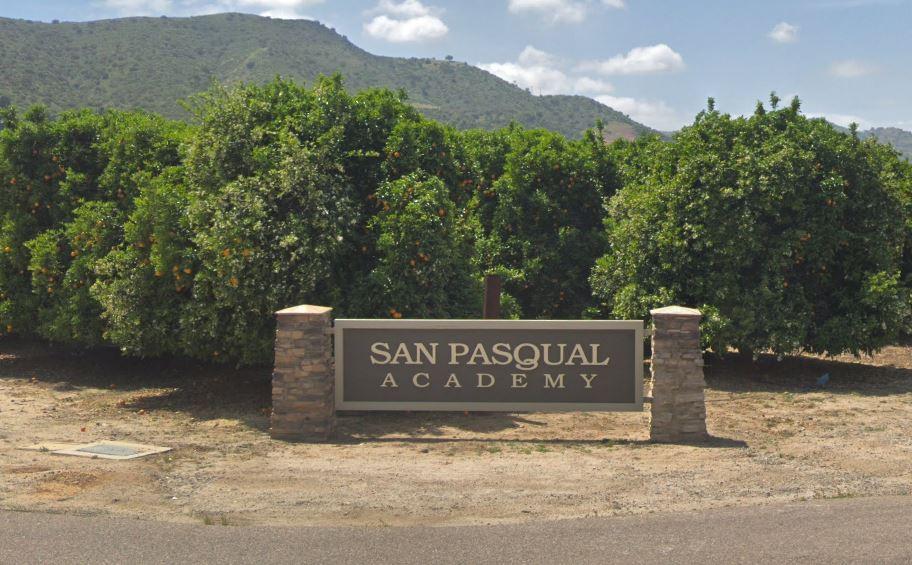 Entrance to San Pasqual Academy
