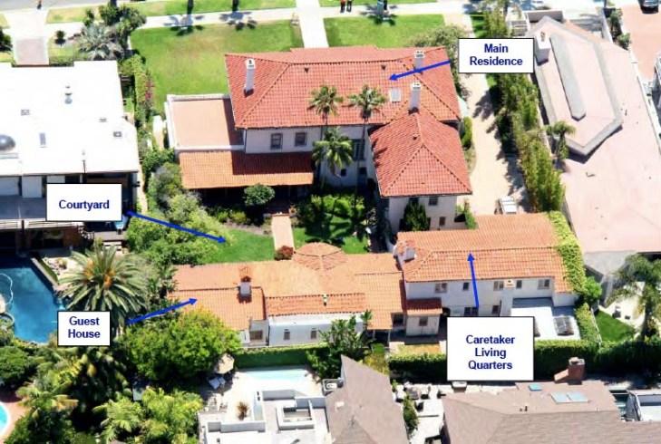 Coronado's Spreckels Mansion, scene of July 2011 deaths.