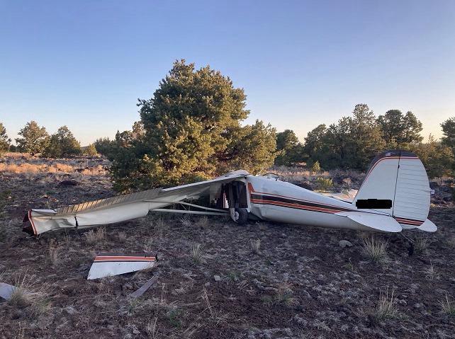Arizona Plane Crash
