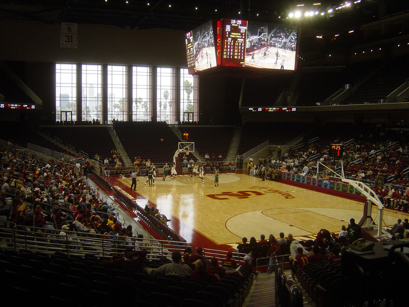 USC College basketball NCAA