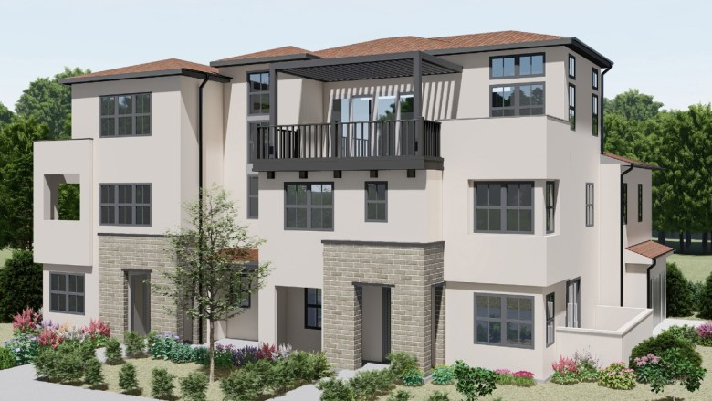 Poway Commons townhomes