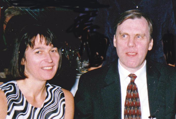 Cathy & Rick Tryon