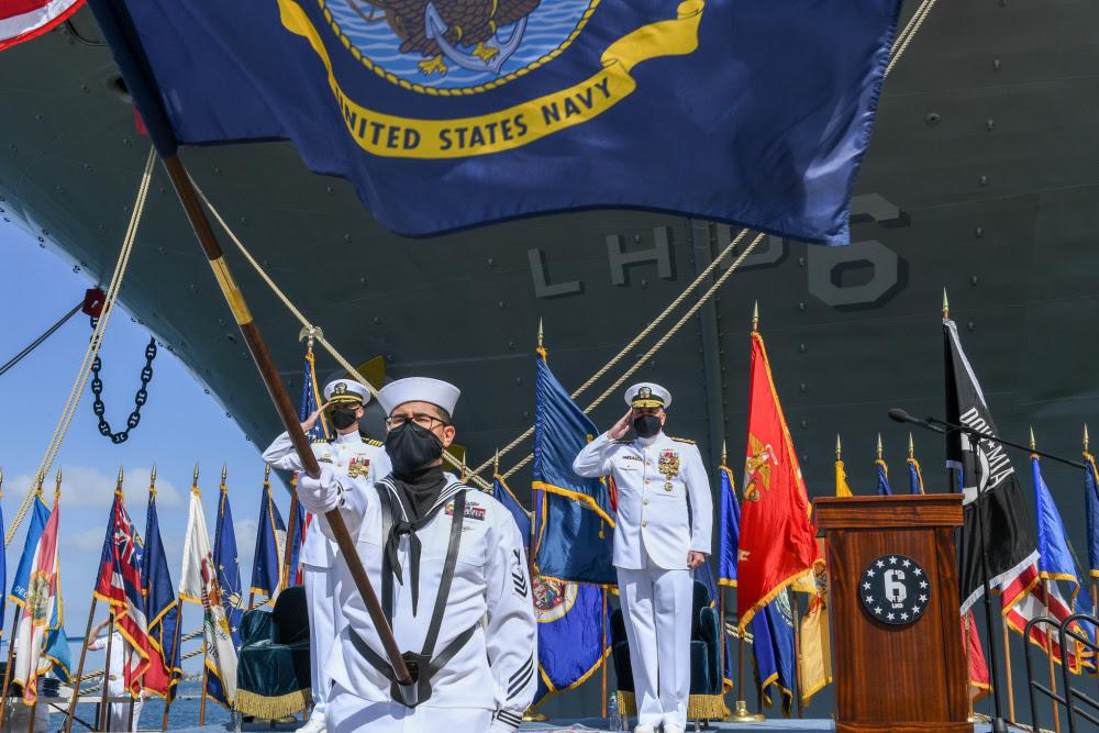 USS Bonhomme Richard