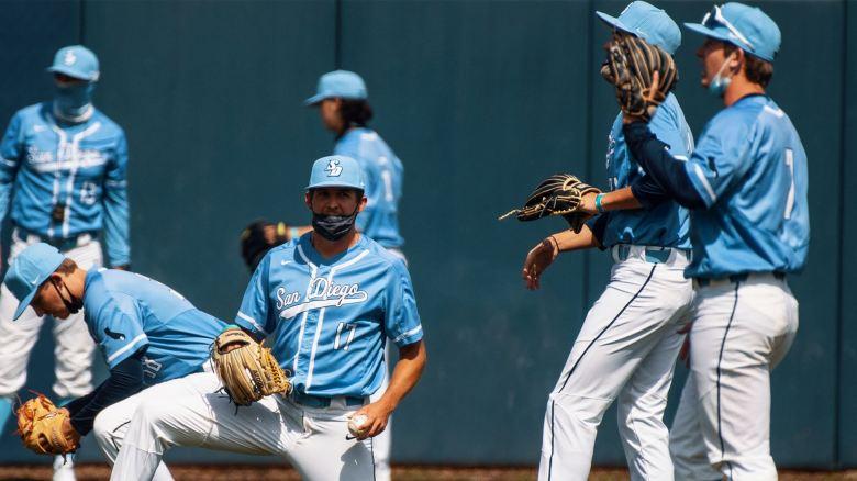 WCC College baseball Division I