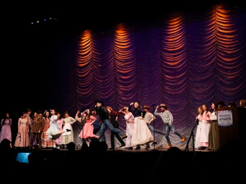 San Diego musical theater high schools