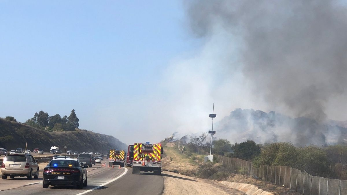 Granite Hills Fire