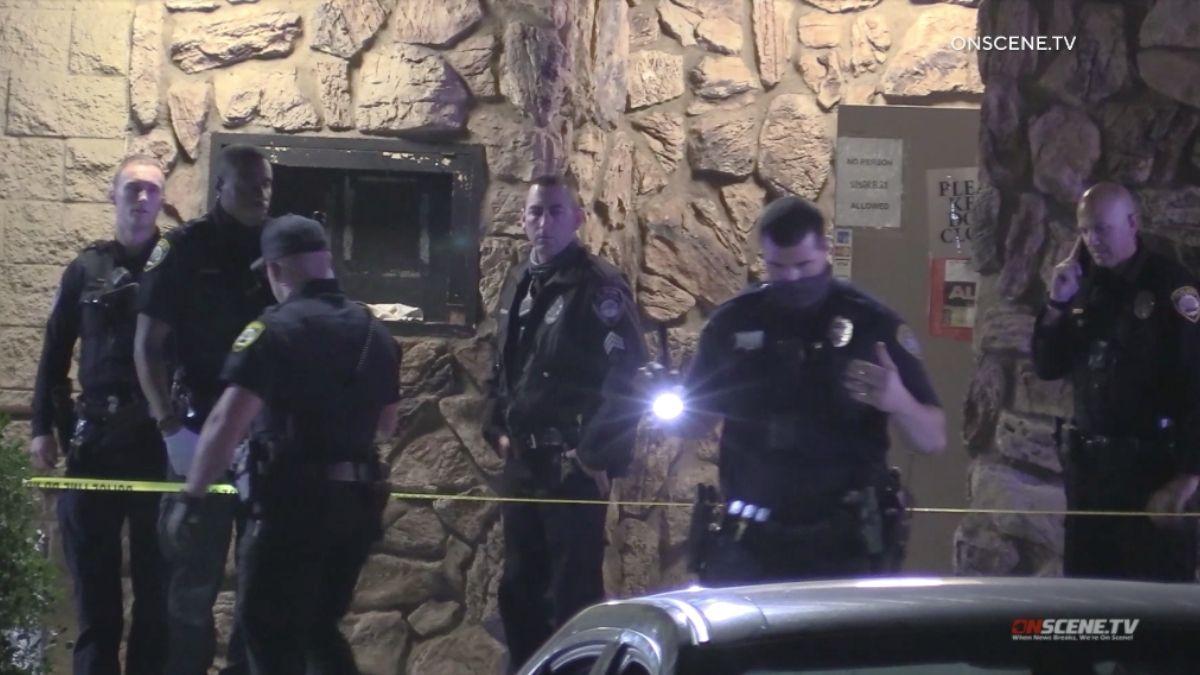 La Mesa Shooting