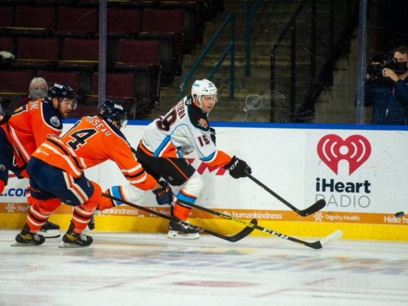 American Hockey League Pacific Division